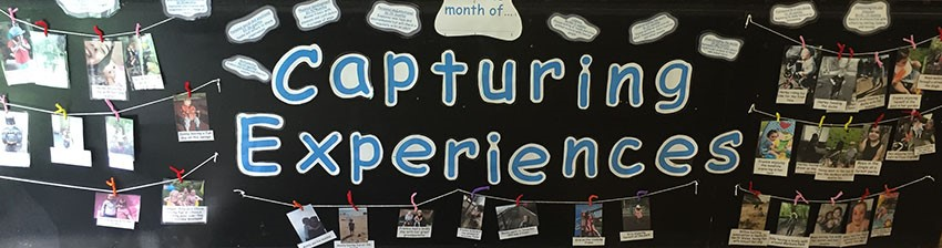 Capturing Experiences